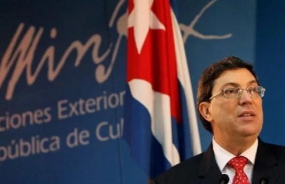 Cancillería cubana expresa condolencias a Colombia por atentado