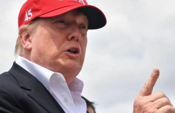 Trump ordena cortar toda la ayuda económica de Estados Unidos a Honduras, Guatemala y El Salvador.