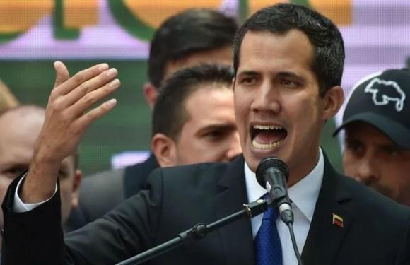 Asamblea Constituyente venezolana le quita la inmunidad a Juan Guaidó