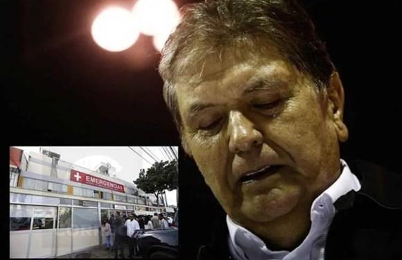 Fallece expresidente peruano Alan García tras dispararse en la cabeza