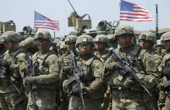 Da pena: el poder militar de EEUU que pulverizaría a las tropas de Maduro.