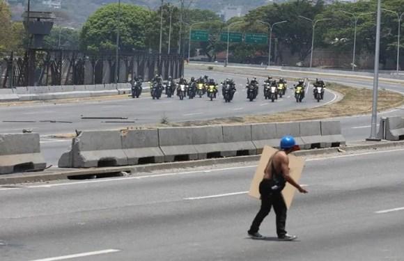 ONU rechazó el uso excesivo de la fuerza contra las protestas en Venezuela