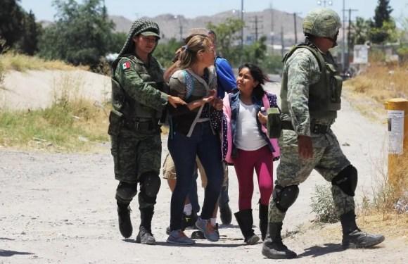 México no detendrá a migrantes que crucen la frontera a Estados Unidos: López Obrador