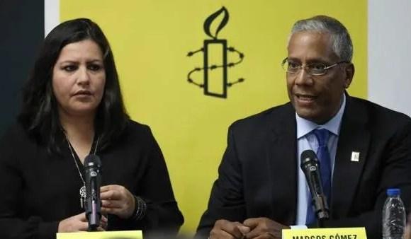 Amnistía Internacional abogó por comisión que investigue delitos de lesa humanidad