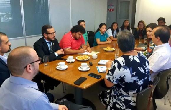 Estudiantes puntarenenses salen satisfechos de reunión con autoridades del MEP