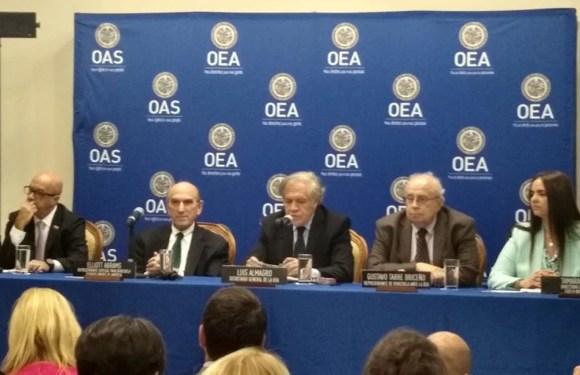 OEA actualizó informe sobre violación de DDHH en Venezuela