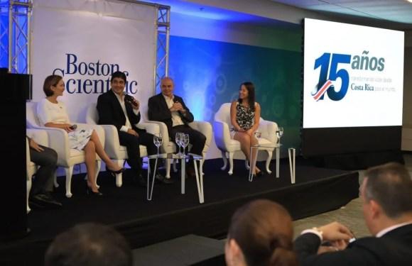 """Presidente Alvarado: """"El potencial de Costa Rica aún no se ha terminado de aprovechar"""""""