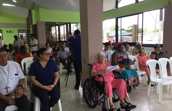 JPS invierte ¢362 millones en hogar de ancianos de Limón