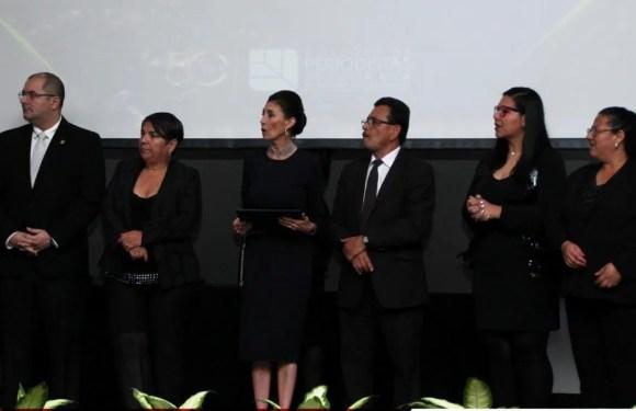 Colper hizo entrega de los Premios de la Comunicación 2019.