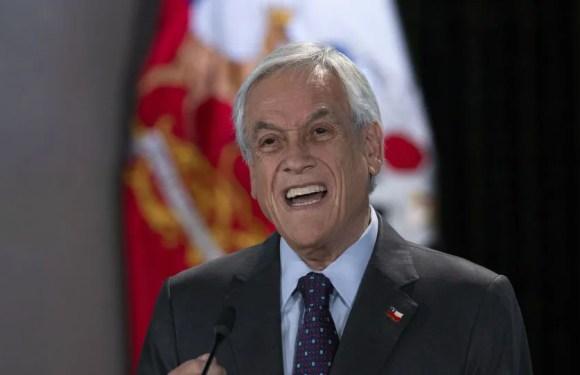 Piñera insta al Congreso a aprobar con urgencia proyectos que apoyan las Fuerzas de Seguridad