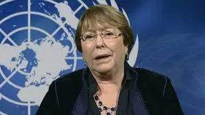 Bachelet pide «relajar» sanciones internacionales para luchar contra el Covid-19