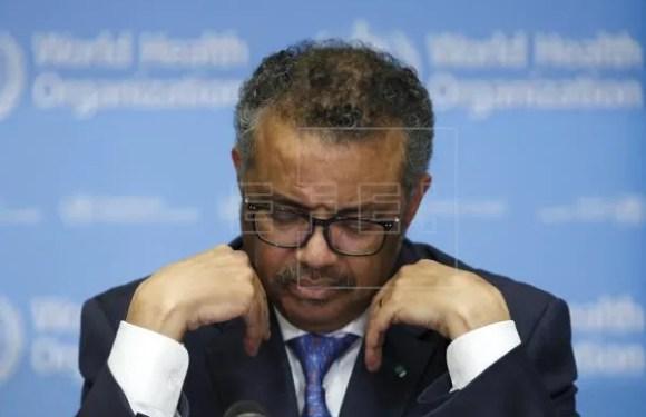 El director de la OMS revela que ha sufrido ataques y amenazas de muerte