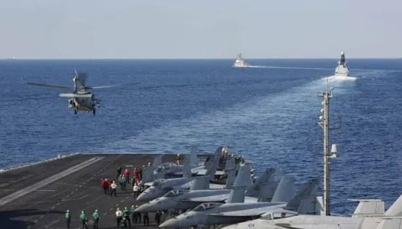 Cuba alerta de eventual peligro para Venezuela ante operaciones militares de EEUU