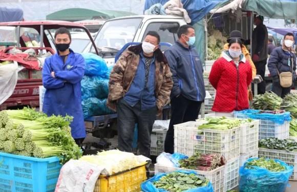 China reconoce la mala higiene de sus mercados e insta a una reforma urgente