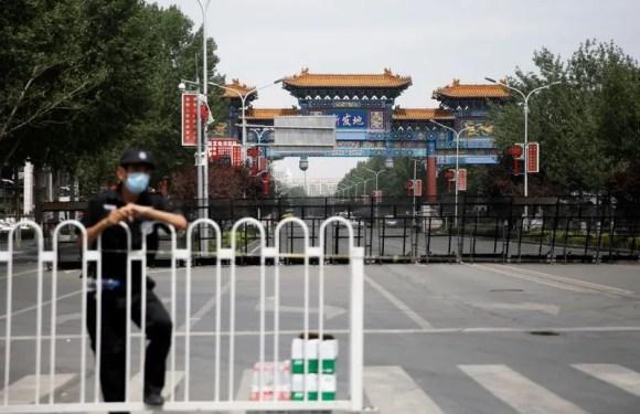 China encuentra rastros de coronavirus en secciones de pescados y carnes de mercado en Pekín
