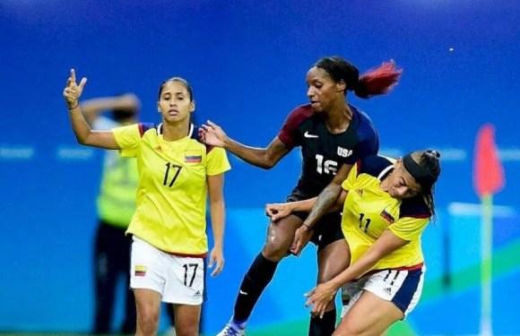 Colombia se queda sin Mundial femenino