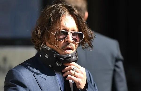 Johnny Depp acusa a su exesposa de mentir en el caso contra un tabloide británico