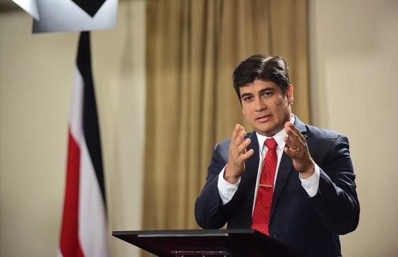 Presidente retira propuesta del FMI con el fin de dialogar  soluciones para Costa Rica