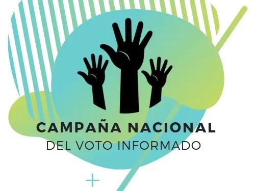 """Proyecto """"voto informado"""" cada vez más cerca de ser una realidad"""