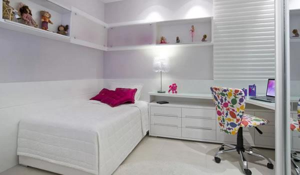 Mantenha limpo o quarto das criancas