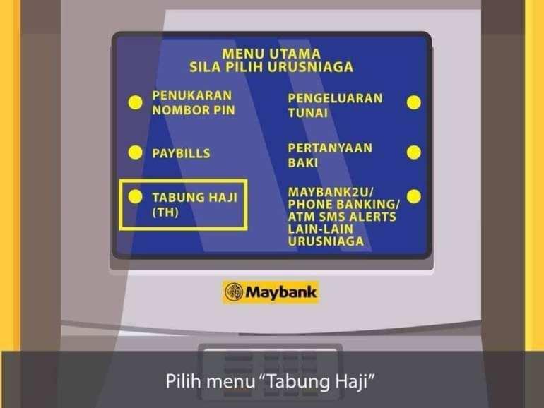 Daftar Akaun Tabung Haji Dengan Hanya Menggunakan ATM_5c7f7c908ec2d.jpeg
