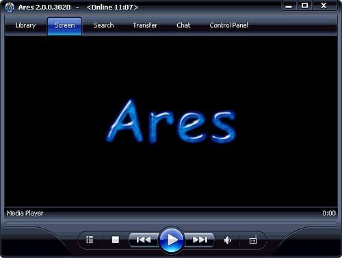 Como conectarse al Ares