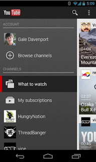 Youtube 5.0 para Android gratis