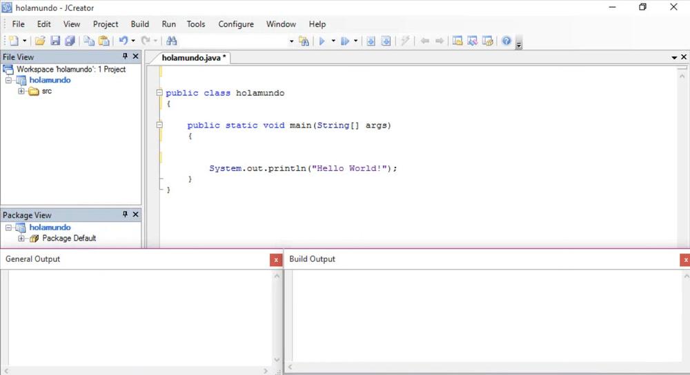 jCreator IDE