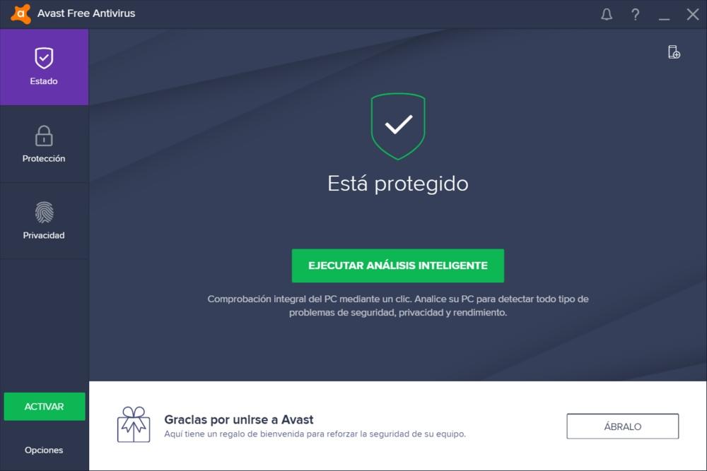 Avast antivirus gratis