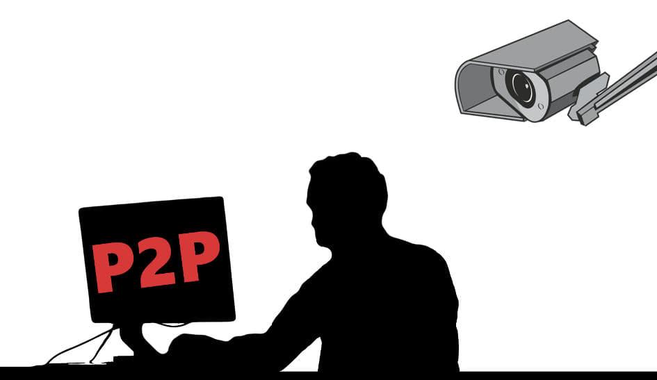VPN P2P torrent