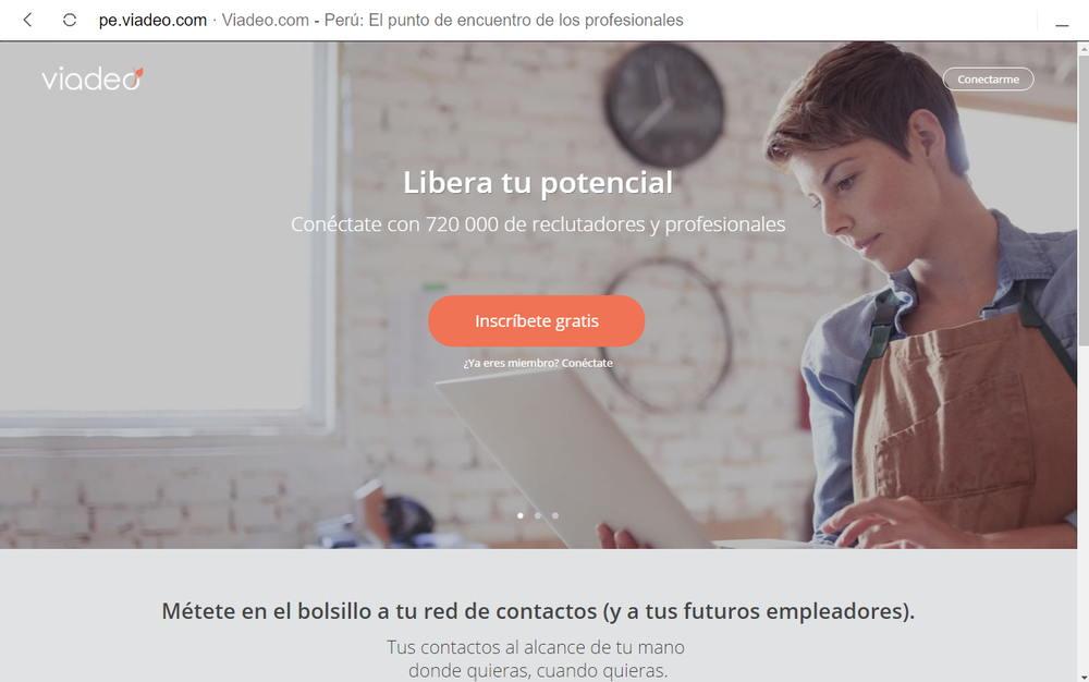 Viadeo Red Social Profesional