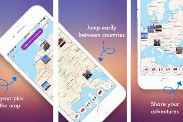 Mapas para Instagram