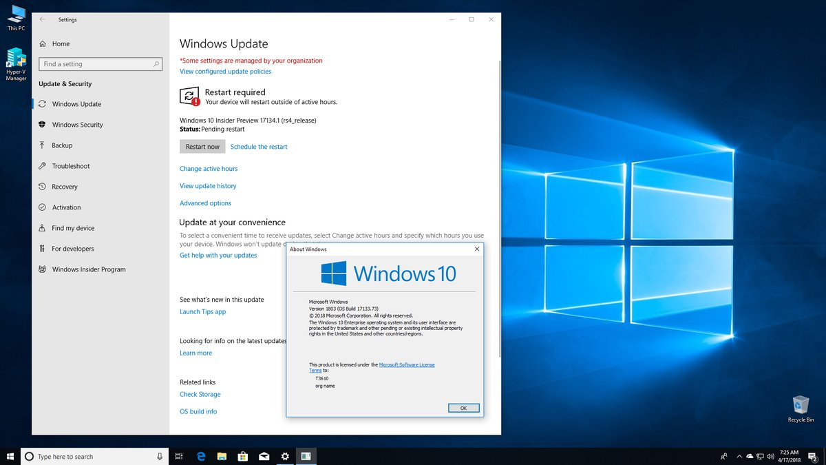 Actualizar a Windows 10 April Update