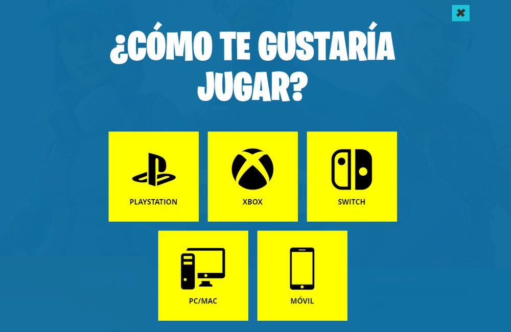 Descargar APK de Fortnite