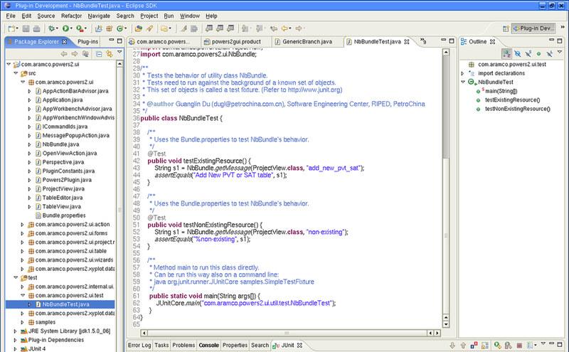 Eclipse IDE Entorno de desarrollo integrado
