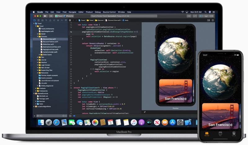 Xcode entorno de desarrollo integrado Apple