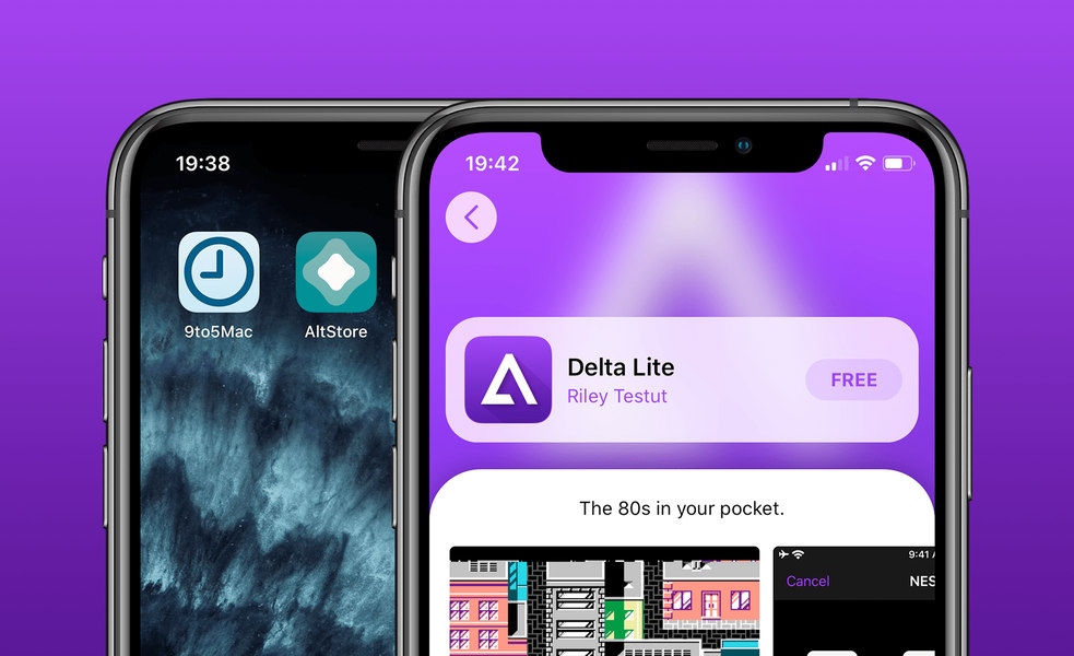 AltStore alternativa a App Store sin Jailbreak