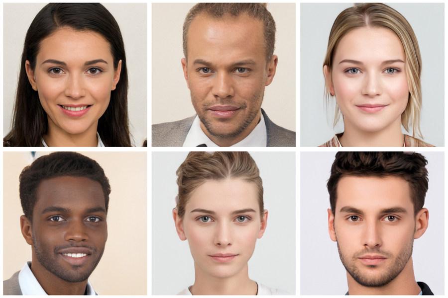 Imágenes de caras gratis