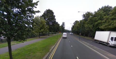 University Boulevard, Nottingham