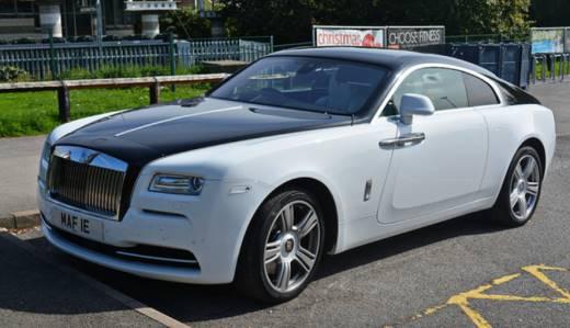MAF1E - Rolls Royce version
