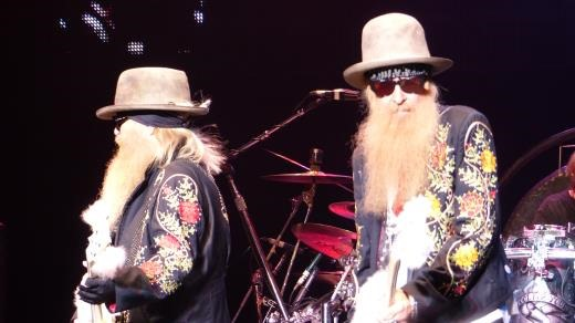 ZZ Top - Billy and Dusty