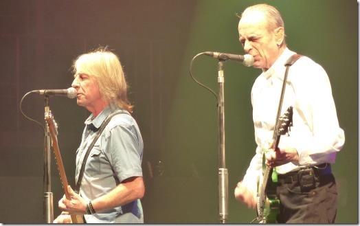Parfitt and Rossi - Leeds 2014