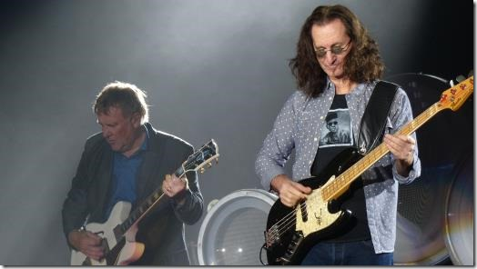 Rush at the MEN in 2013