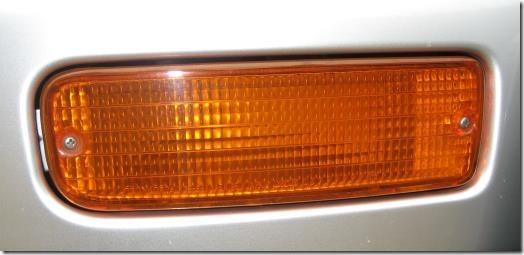 Car indicator cluster
