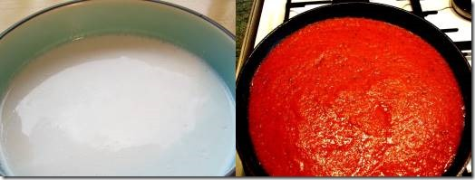 Coconut Milk vs Passata