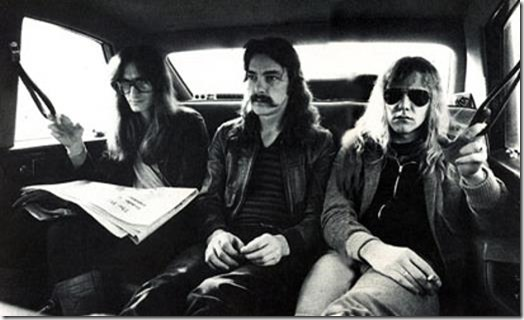 Rush in the 70s