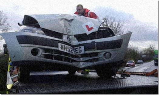Learner car recovery