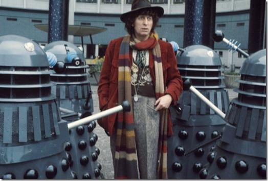 Tom Baker - the definitve Doctor