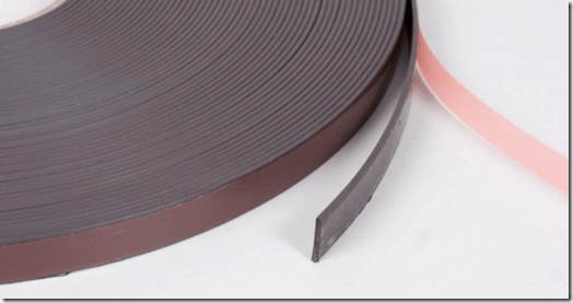 Reel of magnetic tape