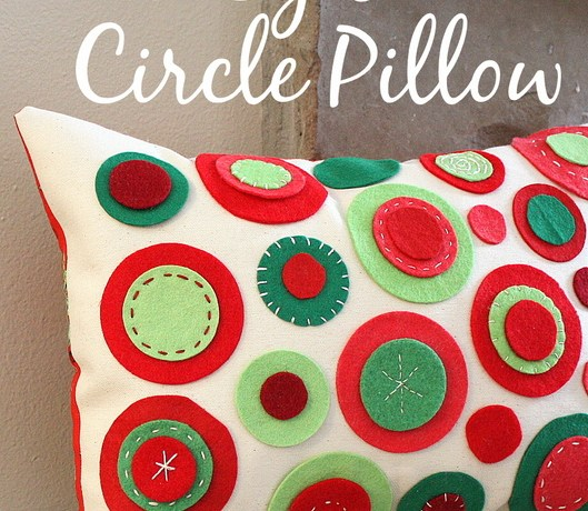 easy-felt-circle-pillow